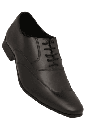 STOP Mens Leather Lace Up Smart Formal Shoe
