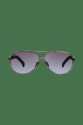 FASTRACKClassic Full Rim Aviator Sunglasses For Men-M134BK2