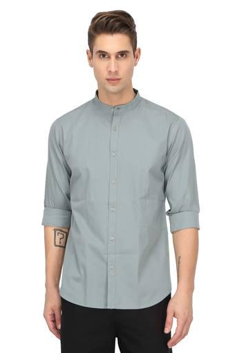 VETTORIO FRATINI -  Grey Shirts - Main