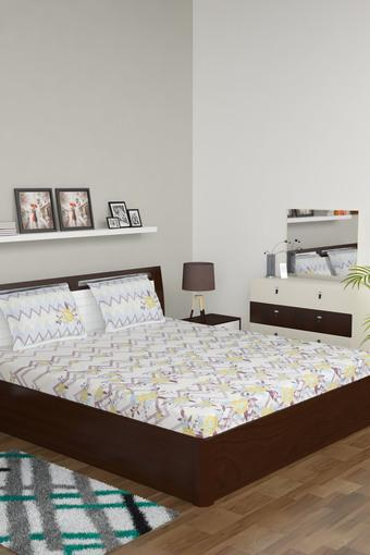 SPACES -  Yellow Bed Sheets - Main