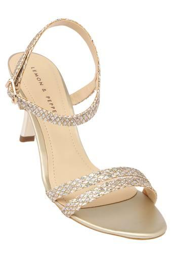 LEMON & PEPPER -  Gold Heels - Main