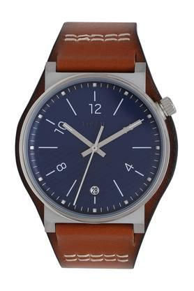 Mens Blue Dial Analogue Watch - FS5524I