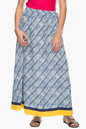 IMARA Womens Printed Long Skirt - 202172744