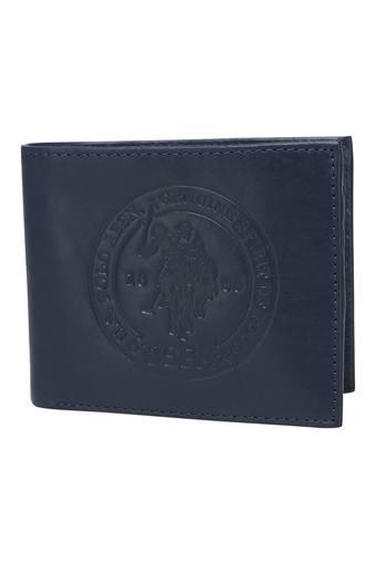 U.S. POLO ASSN. -  Navy Wallets - Main