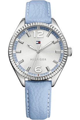 TOMMY HILFIGER Ladies Analog Watch With Leather Strap - TH1781518J