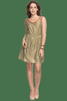 BOHEMYAN BLUEWomen Cotton Short Kurta