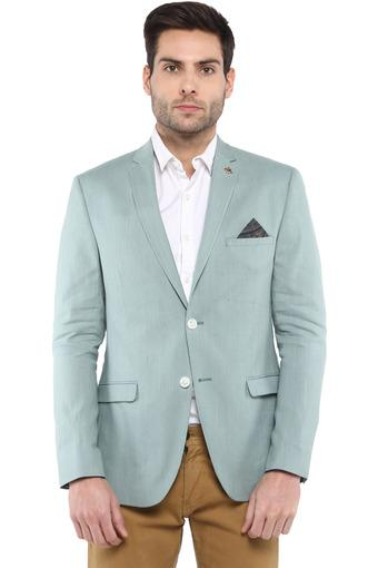 THEME -  Sea Green Suits & Blazers & Ties - Main