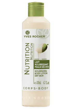 YVES ROCHER Hydratant Nourishing Body Lotion Dry Skin 200ML