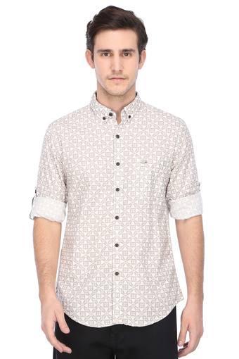 U.S. POLO ASSN. DENIM -  BeigeCasual Shirts - Main