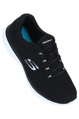 SKECHERS - Black Sports Shoes & Sneakers - Main
