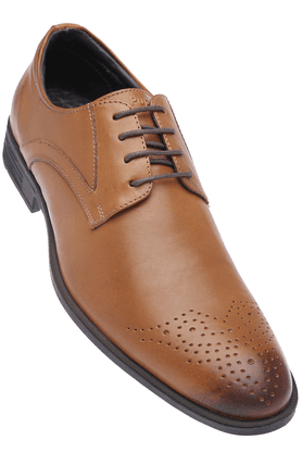 Mens Leather Formal Lace up Shoe