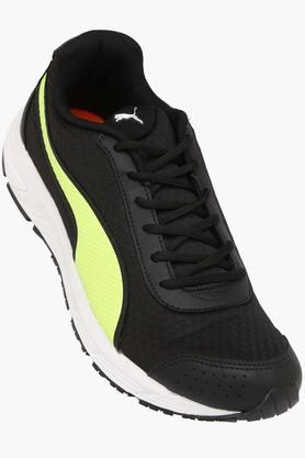 PUMA Mens Mesh Lace Up Sports Shoes  ... - 202332729