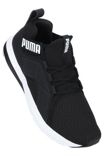 PUMA -  BlackSports Shoes - Main