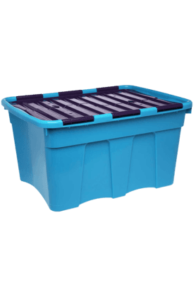 WHATMORECroc Box With Lid - 54 Ltr