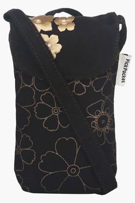 PICK POCKETWomens Snap Closure Sling Bag - 202391967_8395