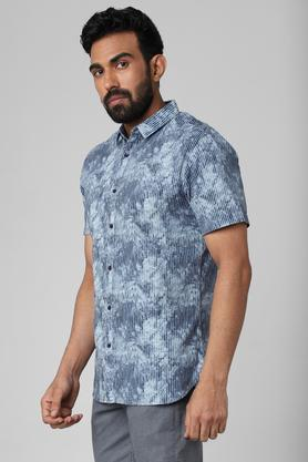 LIFE - NavyCasual Shirts - 1