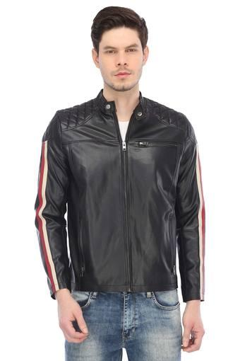 JACK AND JONES -  Black Jackets - Main