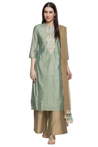 HAUTE CURRY -  MintSalwar & Churidar Suits - Main