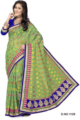 ASHIKAWomen Banarasi Sarees