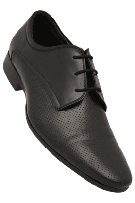 STOPMens Leather Lace Up Smart Formal Shoe