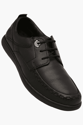 LEE COOPER Mens Leather Lace Up Smart Formal Shoe