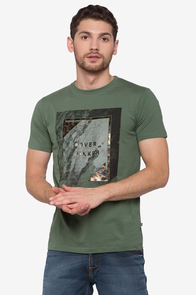 STATUS QUO - Light OliveT-Shirts & Polos - Main