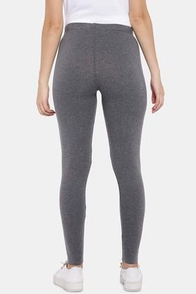 COTTONWORLD - Charcoal Leggings - 1