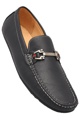 TRESMODEMens Leather Slipon Loafer