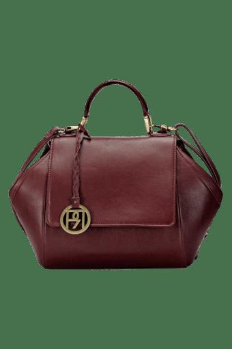 PHIVE RIVERS -  BurgundyHandbags - Main