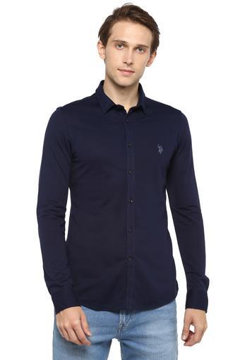 U.S. POLO ASSN. FORMALS -  NavyShirts - Main