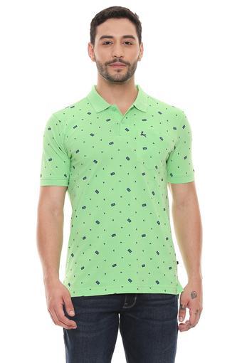 PARX -  GreenT-Shirts & Polos - Main