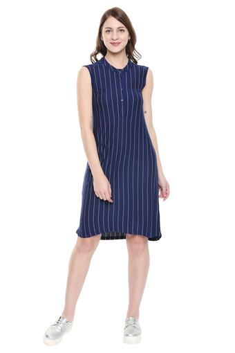 STOP -  Navy Dresses - Main