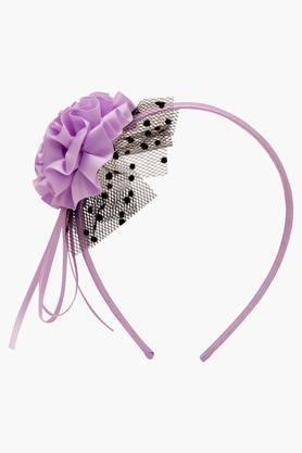 Girls Corsage Solid Hairband (1 - 5 Years)