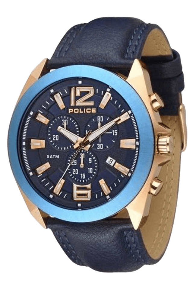 Mens Chronograph Watch-P14104JSRBL03J