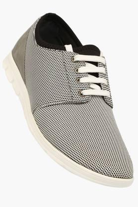 FRANCO LEONEMens Lace Up Casual Shoes