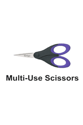 Gripi Multi-Use Scissors By Chef Sanjeev Kapoor