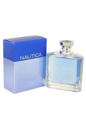 Mens Nautica Voyage Eau De Toilette Spray - 100ml