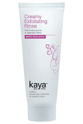 Creamy Exfoliating Rinse