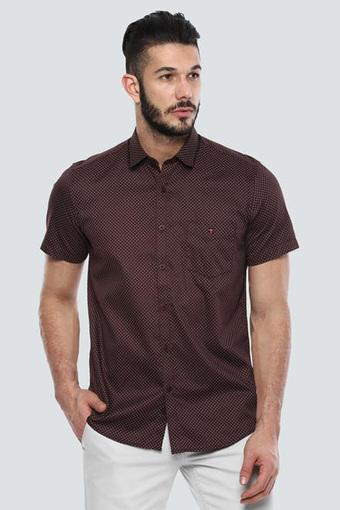 LOUIS PHILIPPE SPORTS -  Chocolate Shirts - Main
