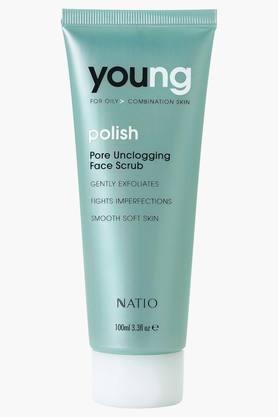 Womens Pore Unclogging Face Scrub - 100ml