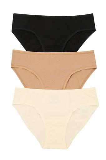 AMANTE -  Chalk Pink Amante Buy any 2 Bras and get One Panty pack free - Main
