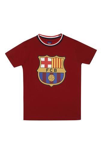 FC BARCELONA -  MaroonTopwear - Main