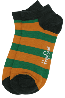 HAPPY SOCKS Mens Cotton Stripe Socks