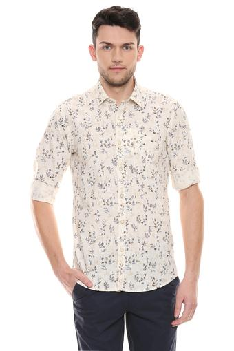 COLOR PLUS -  Fawn Casual Shirts - Main