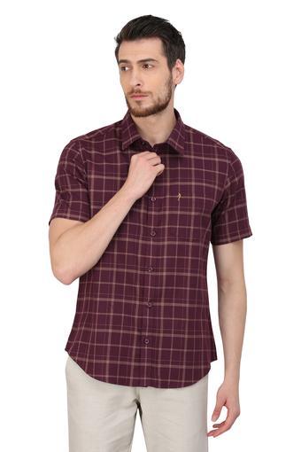 INDIAN TERRAIN -  PlumShirts - Main