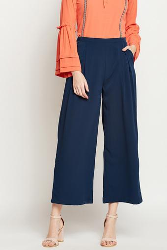 RARE -  BlueTrousers & Pants - Main