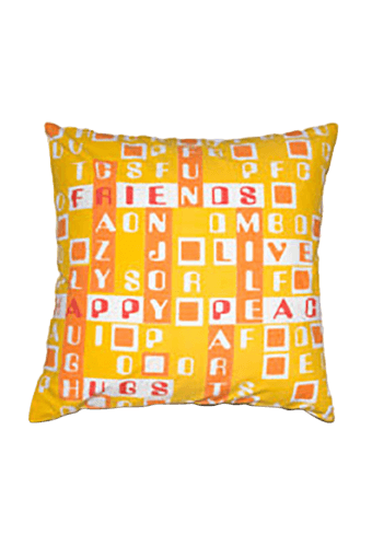 Game On - Crossword - Cushion Cover