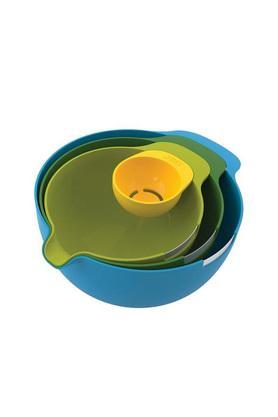 Plastic Mixing Bowl Set of 4