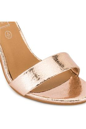TRUFFLE COLLECTION - Rose GoldHeels - 4