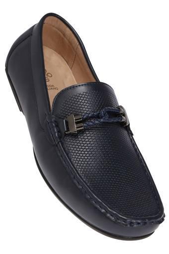 TRESMODE -  BlueFormal Shoes - Main